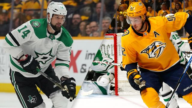 Dallas Stars vs. Nashville Predators