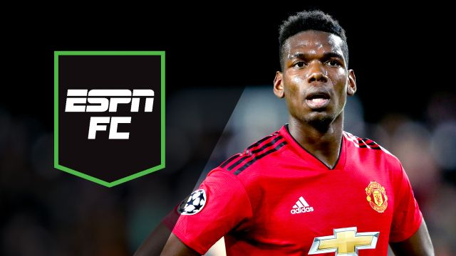 Wed, 12/12 - ESPN FC: Man United off the mark