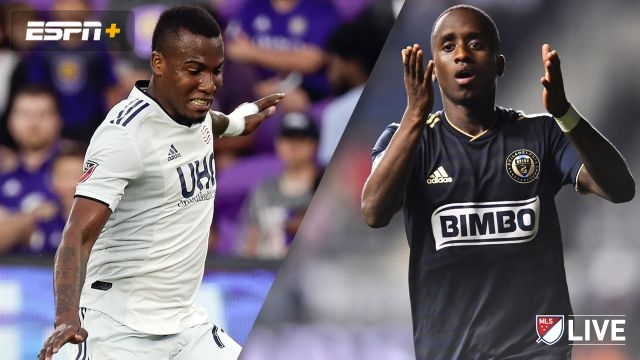 New England Revolution vs. Philadelphia Union (MLS)