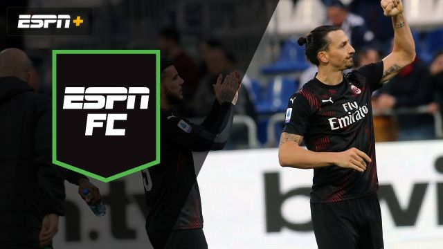 Sat, 1/11 - ESPN FC: Zlatan back to his old ways