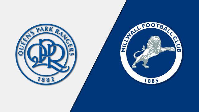 Queens Park Rangers vs. Millwall (English League Championship)
