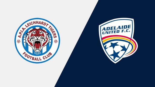 APIA Leichhardt Tigers FC vs. Adelaide United (Quarterfinal)