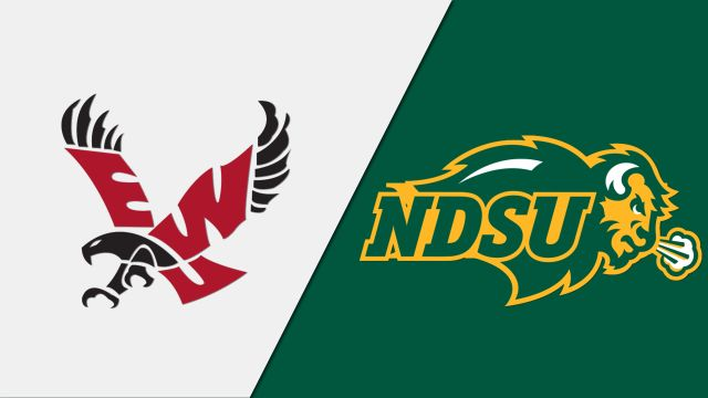Eastern Washington vs. North Dakota State (M Basketball)