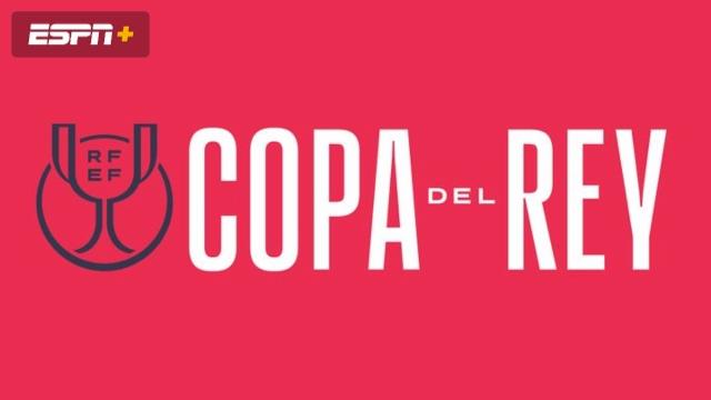 In Spanish-U.M Escobedo vs. Sevilla (Fecha #2) (Copa del Rey)