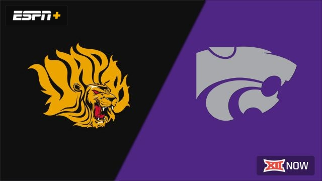 Arkansas-Pine Bluff vs. Kansas State (M Basketball)