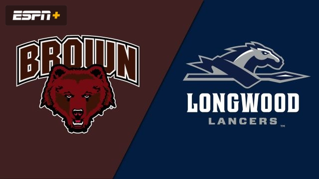 Brown vs. Longwood (W Basketball)