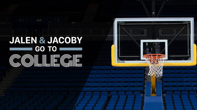 Jalen & Jacoby Go to College