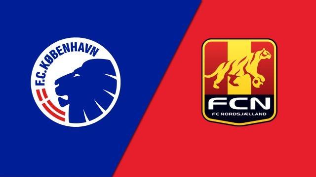 Kobenhaven vs. Nordsjaelland (Danish Superliga)