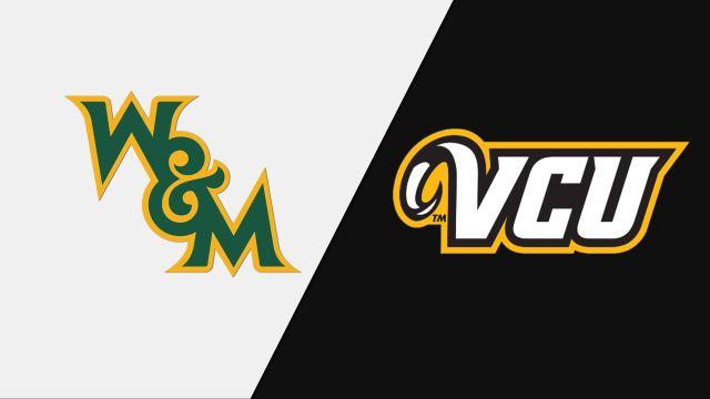 William & Mary vs. VCU (Baseball)