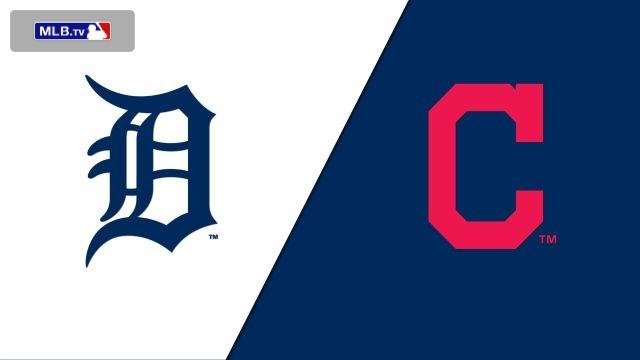 Detroit Tigers vs. Cleveland Indians