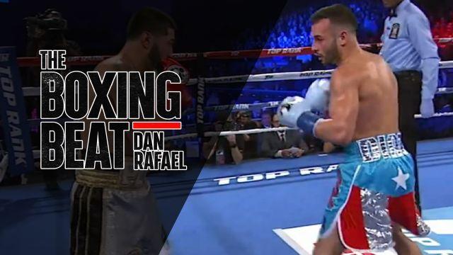 Tue, 7/24 - The Boxing Beat with Dan Rafael