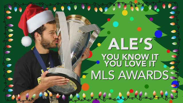 ESPN FC: MLS Awards Show Special