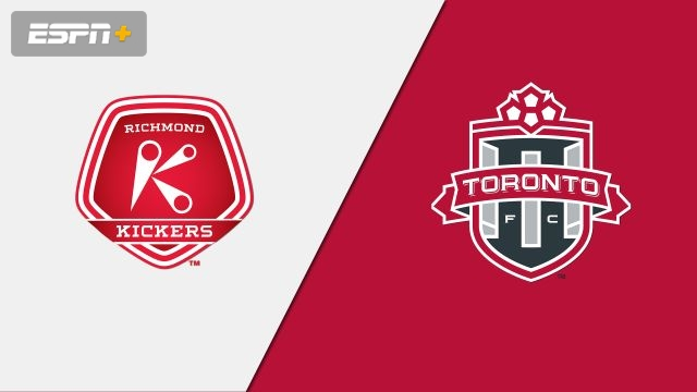 Richmond Kickers vs. Toronto FC II (USL League One)