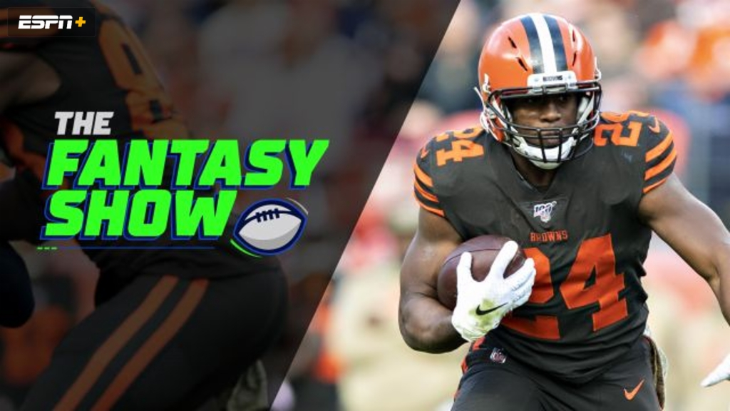 Fri, 11/8 - The Fantasy Show: 16 questions for Week 10