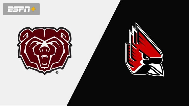 Missouri State vs. Ball State (W Volleyball)