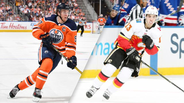 Edmonton Oilers vs. Calgary Flames