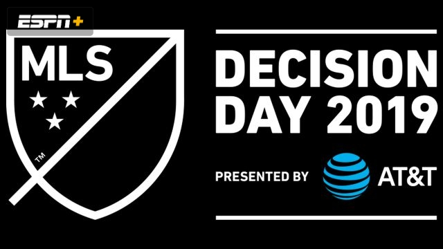 2019 MLS Decision Day Whiparound Show Presented by AT&T