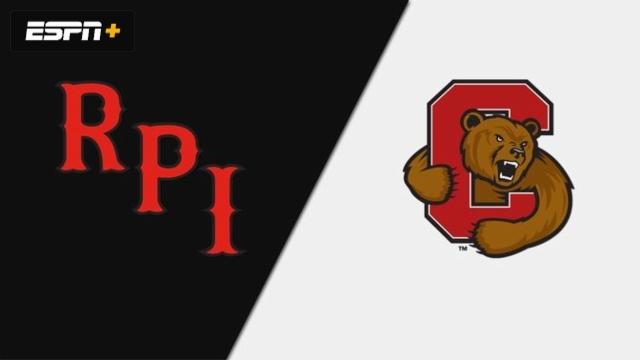 Rensselaer vs. #1 Cornell (W Hockey)