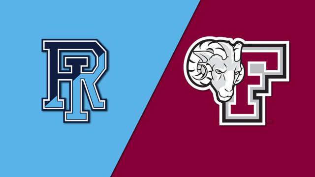 Rhode Island vs. Fordham (Court 6) (NCAA Tennis)