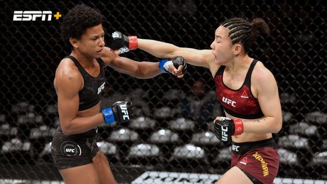 In Spanish - UFC 238: Cejudo vs. Moraes (Early Prelims)