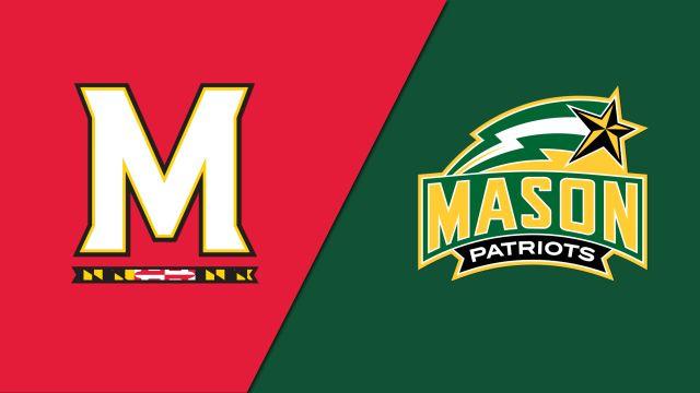 Maryland vs. George Mason (Baseball)