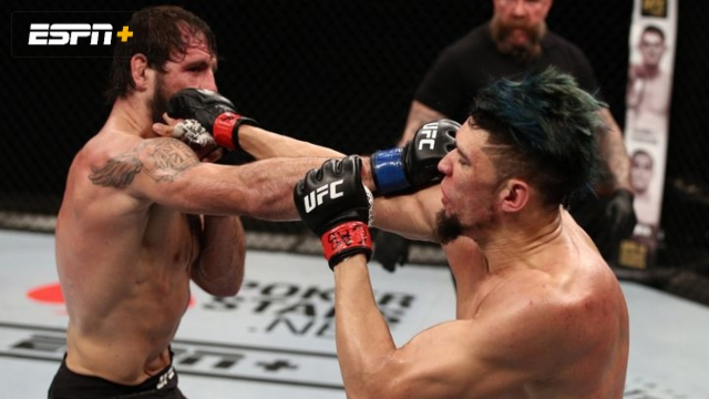 Johnny Walker vs. Nikita Krylov (UFC Fight Night: Lee vs. Oliveira)