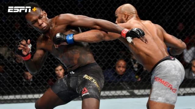 In Spanish - Israel Adesanya vs. Yoel Romero (UFC 248)