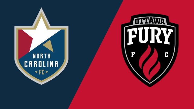 North Carolina FC vs. Ottawa Fury FC