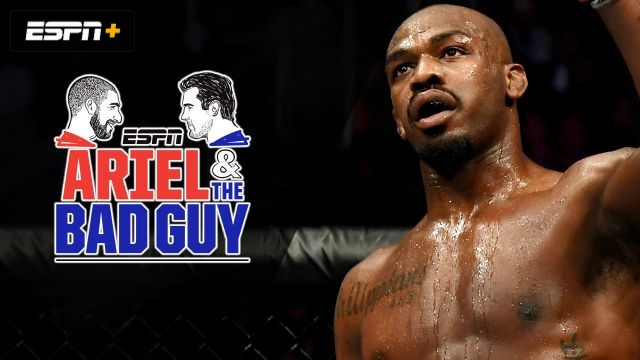 Wed, 7/3 - Ariel and the Bad Guy: UFC 239 Preview