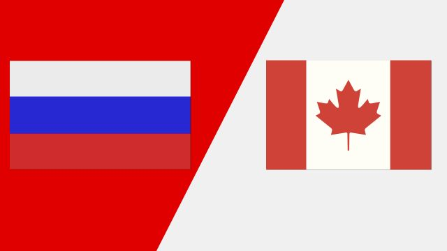 Russia vs. Canada (IIHF World Championship)