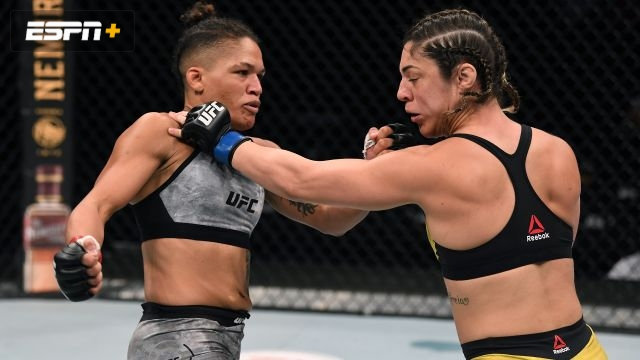 Sijara Eubanks vs. Bethe Correia (UFC Fight Night)