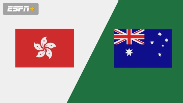 Hong Kong vs. Australia