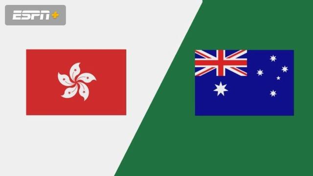 Hong Kong vs. Australia