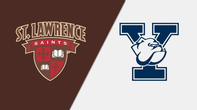 #9 St. Lawrence vs. Yale (W Hockey)