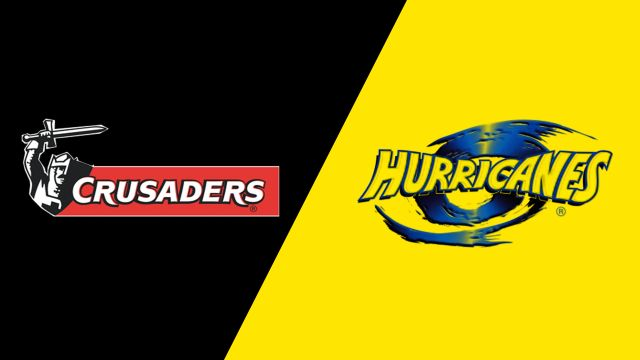 Crusaders vs. Hurricanes (Super Rugby)