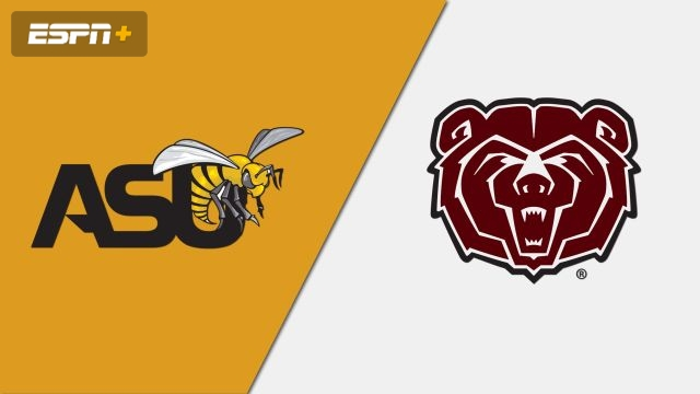 Alabama State vs. Missouri State (M Basketball)