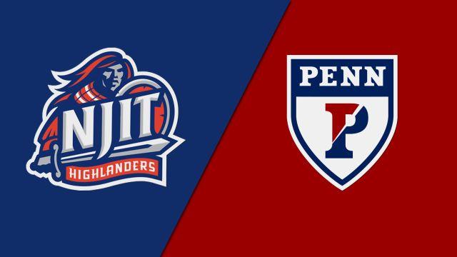 NJIT vs. Pennsylvania (W Basketball)