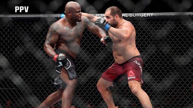 Derrick Lewis vs. Blagoy Ivanov (UFC 244)