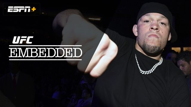 UFC 241 Embedded (Ep. 3)