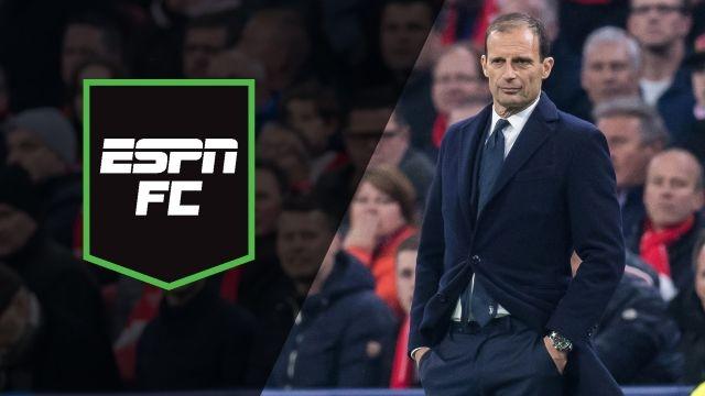 Fri, 5/17 – ESPN FC: Allegri Out at Juventus