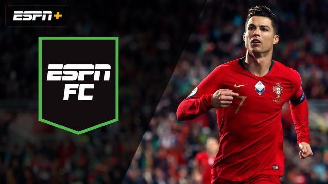 Thu, 11/14 - ESPN FC: Is Ronaldo actually injured?