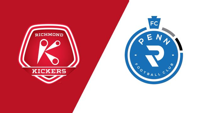 Richmond Kickers vs. Penn FC