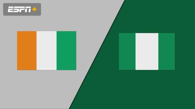 Cote D'Ivoire vs. Nigéria (Group Phase)