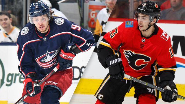 Columbus Blue Jackets vs. Calgary Flames