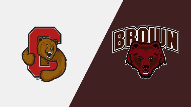 Cornell vs. Brown (W Soccer)