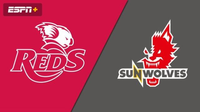Reds vs. Sunwolves (Super Rugby)