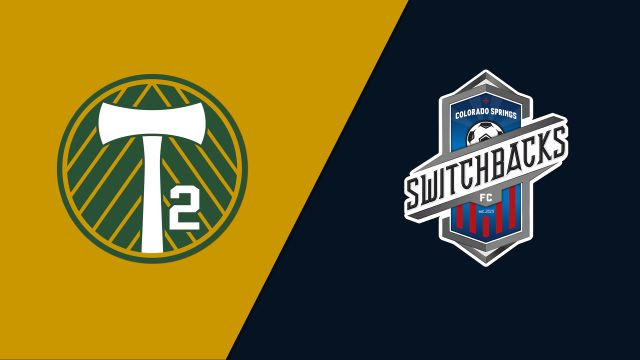 Portland Timbers 2 vs. Colorado Springs Switchbacks FC (USL Championship)