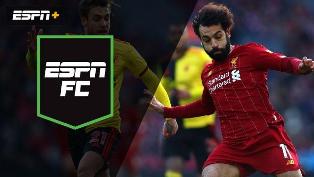 Sun, 12/15 - ESPN FC: Liverpool extends their lead
