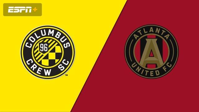 Columbus Crew SC vs. Atlanta United FC (Round of 16) (U.S. Open Cup)