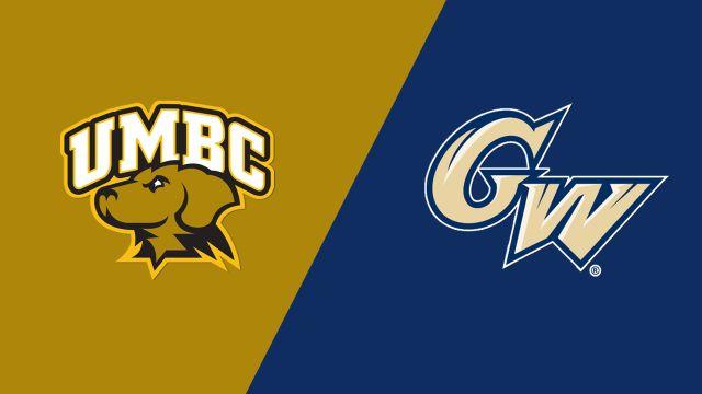 UMBC vs. George Washington (Baseball)